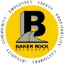 Baker Rock logo