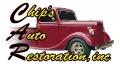 Chips auto restoration logo