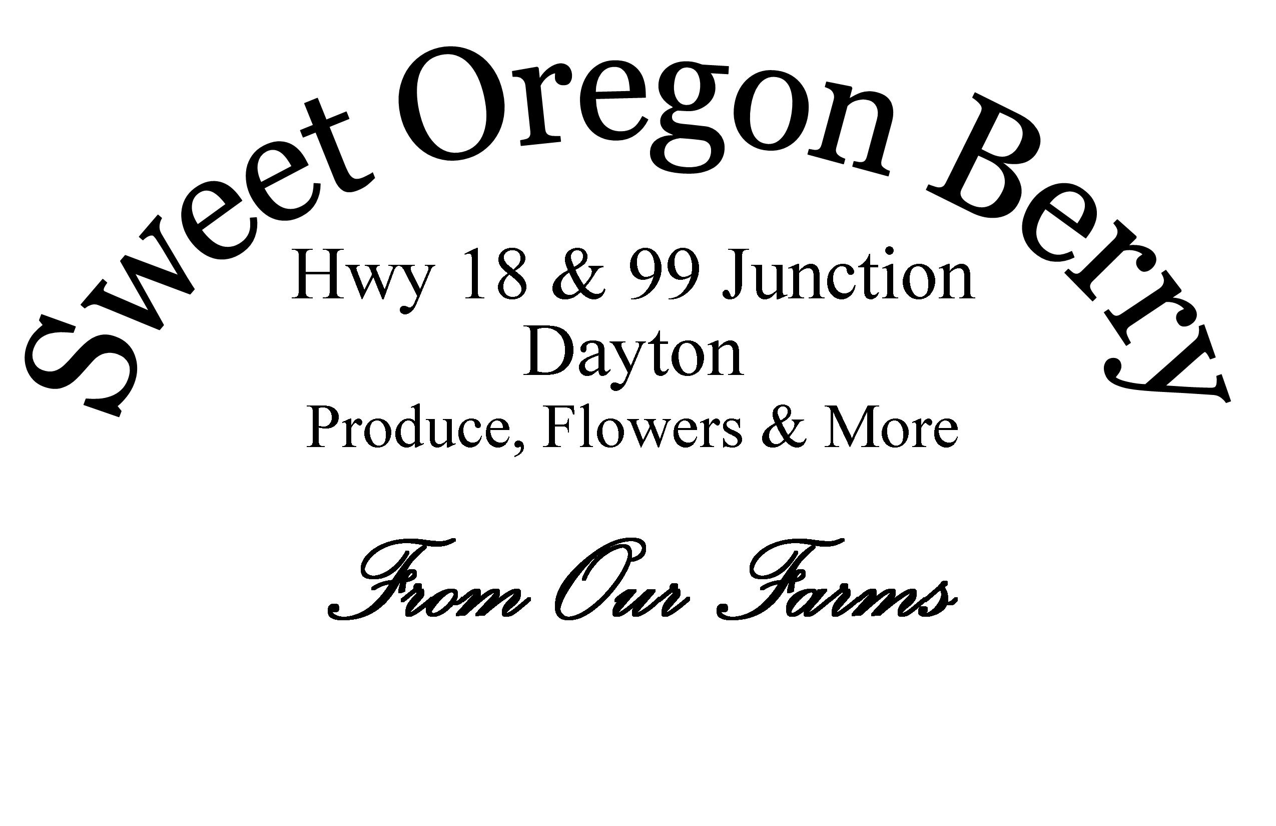 Sweet-Oregon-Berry