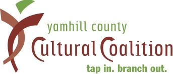 Yamhill County Cultural Coalition logo