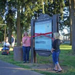 Heritage Marker Ribbon Cutting Ceremony