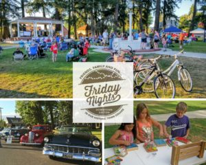 Friday Nights @ Courthouse Square Park | Dayton | Oregon | United States