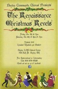 Renaissance Christmas Revels