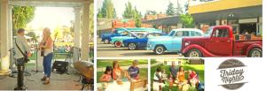 Dayton Friday Nights: Every Friday, June through August @ Downtown Dayton, Oregon