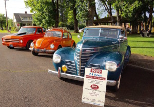 North Valley Cruzzers Car Show @ Dayton, Oregon