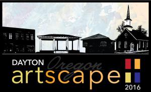 Community Artscape Social and Auction @ Francis Court, Dayton, Oregon