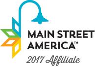 Main Street America 2017 Affiliate Logo