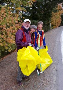 Adopt a Highway Clean-Up
