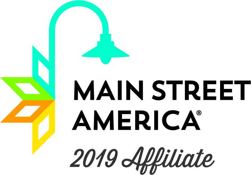 Main Street America 2019 Affiliate Logo
